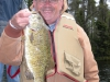 Smallmouth Bass Eagle Lake, Caught at Northwinds Canadian Outfitters