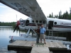 Float Plane, Otter at Clace Lake Outpost