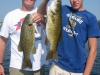 Smallmouth Bass Clay Lake, Caught at Northwinds Canadian Outfitters