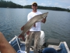 Nice Musky caught on Eagle Lake, Northwinds Canadian Outfitters