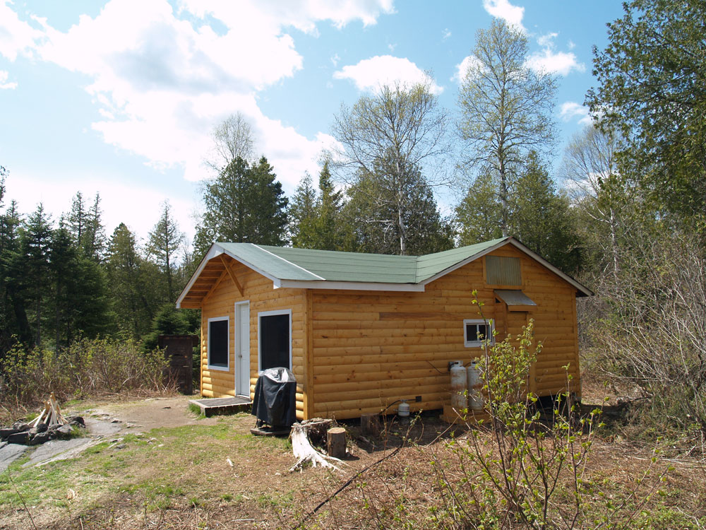 Exterior Clace Lake Outpost Northwinds Canadian Outfitters