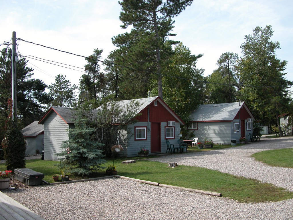 Cabins at Northwinds Canadian Outfitters